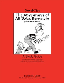 Adventures of Ali Baba Bernstein - Novel-Ties Study Guide