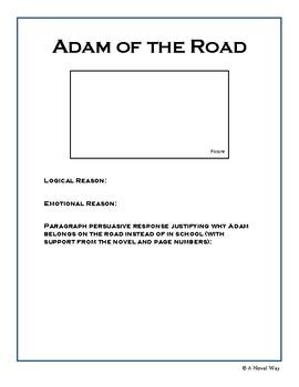 Adam of the Road Unit