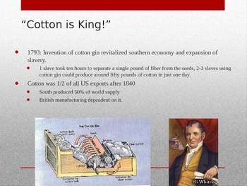 Adanced Placement U.S. History APUSH Bailey Chapter 16 PowerPoint