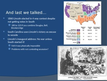 Adanced Placement U.S. History APUSH Bailey Chapter 20 PowerPoint
