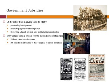Adanced Placement U.S. History APUSH Bailey Chapter 24 PowerPoint