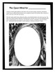 """Adaptable Display Activity for any Text: Character """"Open Mind"""" Mini-Posters"""