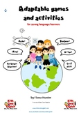 Adaptable Games and Activities Book - NO PREP games for Young Language Learners