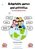 Adaptable Games and Activities Book - NO PREP games for Yo