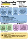 Adaptable Homework Rubric