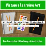 Adaptable Virtual Interactive Sketchbook | 45 Assignments