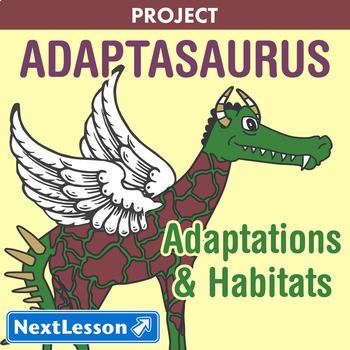 Adaptasaurus - Science Project