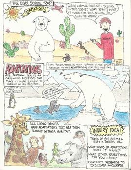 Adaptations Comic