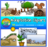 Adaptations Clipart