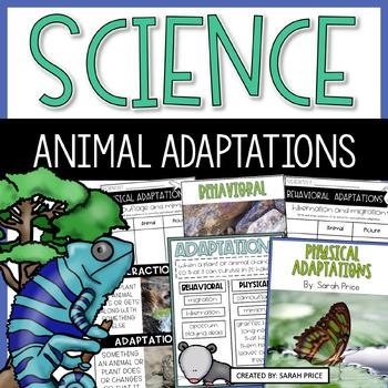Adaptations Interactive Notebook