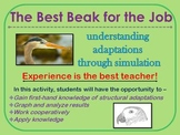 Adaptations Investigation - The Best Beak for the Job