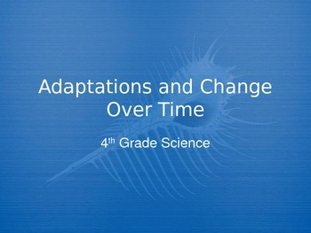 Adaptations Powerpoint