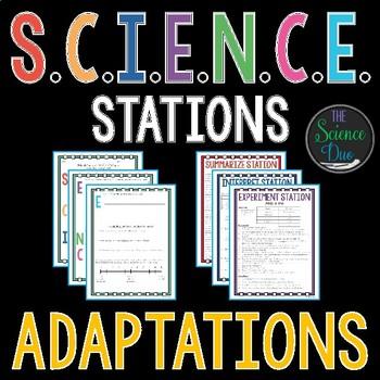 Adaptations - S.C.I.E.N.C.E. Stations