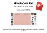 Adaptations Sort - Google