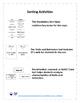 Adaptations, Traits, and Behaviors Activity Pack