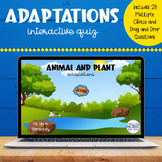 Adaptations | Woodland and Pond | Boom Learning℠
