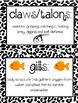Adaptations Word Wall Cards