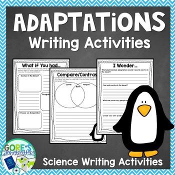 Adaptations Writing