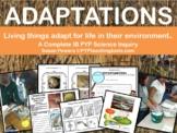 Adaptations of Living Things Interactive IB PYP Science Un