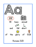 Adapted ABC Memory Verses