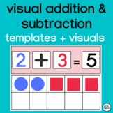 Adapted Addition and Subtraction Activity