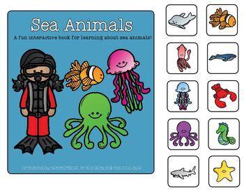 Adapted Adventure Books! - Animals