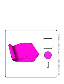 Adapted Adventure Books! - Color Series - PINK!