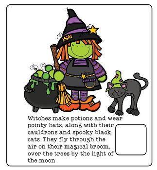 Adapted Adventure Books! - Halloween