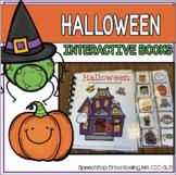 Halloween - An Interactive Rhyming Book!