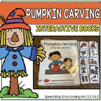 Adapted Adventure Books! - Pumpkin Carving