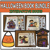 Halloween Bundle - Interactive Books to help Students Learn about Halloween