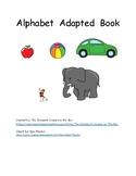 Adapted Alphabet Book