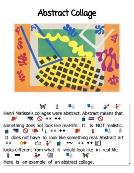 Adapted Art: Shape and Henri Matisse