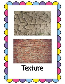 Adapted Art: Texture