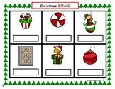 Adapted BINGO: Christmas!