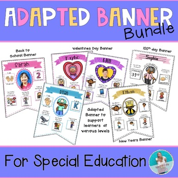 Adapted Banner Bundle