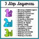 Adapted Book: 3-Step Sequencing (Autism and Special Ed)