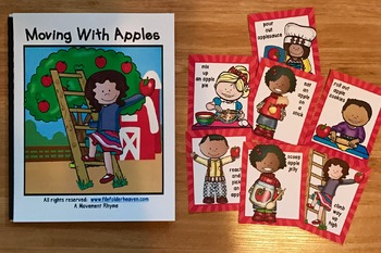 "Apples Adapted Books--""Apples Everywhere"" and ""Moving With Apples"""