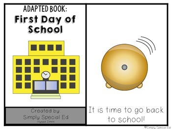 Adapted Book: Back to School