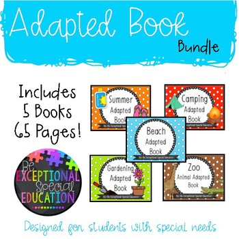 Adapted Book Bundle