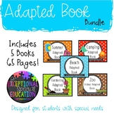 Special Education Adapted Book Bundle