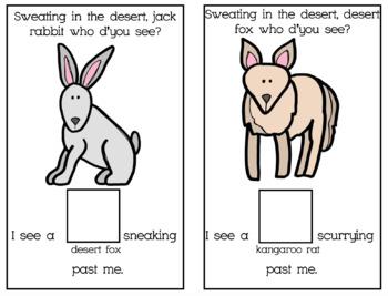 Adapted Book Bundle: Animals