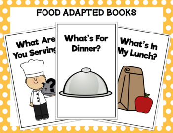 Adapted Book Bundle: Food