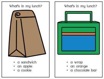 Adapted Book Bundle: Food