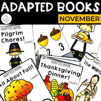 Adapted Book Bundle: November Books