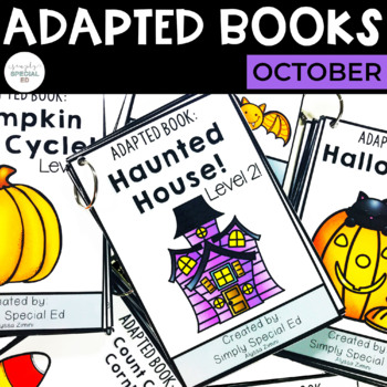 Adapted Book Bundle: October Books