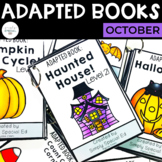 Adapted Book Bundle: October Books