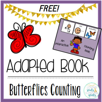 Adapted Book: Butterflies Spring Counting