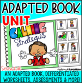 Adapted Book {Calming Strategies}