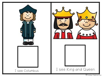 Adapted Book: Christopher Columbus!